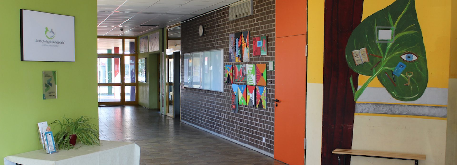 Realschule plus Lingenfeld